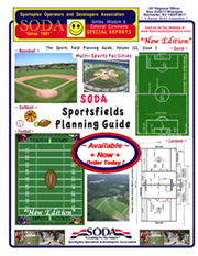 SPORTSFIELD Planning Guide - (New Edition) Volume III, Issue I